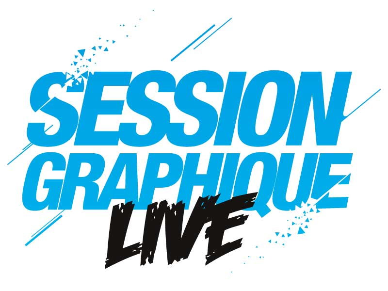Session Graphique Live @ Apple Store Opéra