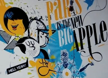 Paris is the new Big Apple – Session Graphique Live