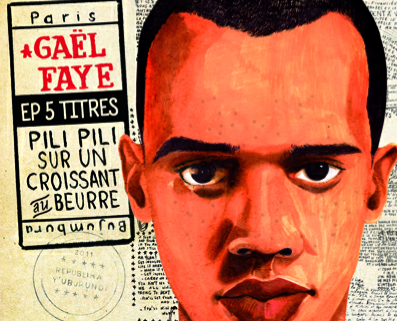 [MUSIC] Gaël Faye | Interview FROM PARIS