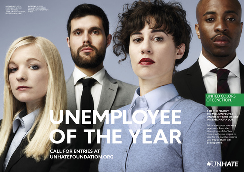 Benetton l Unemployee of the year