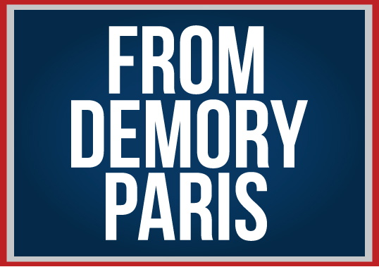 FROM DEMORY PARIS