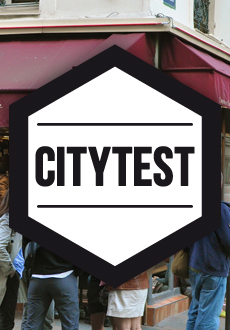 #CITYTEST CAFE CONSTANT | BISTRO GOURMAND