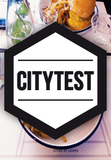 #CITYTEST PARIS NEW YORK | ENIEME BURGER
