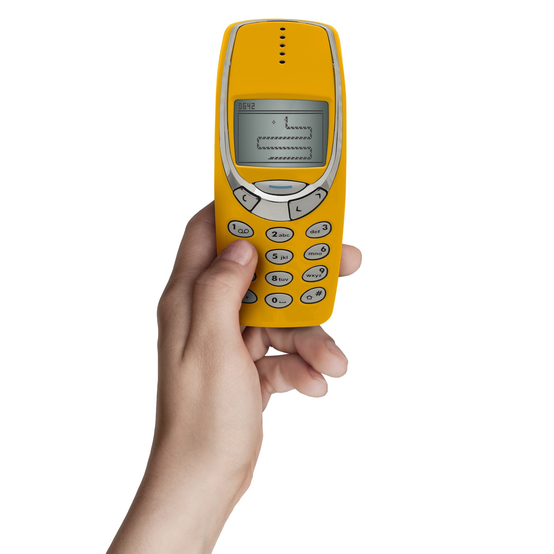 Mode l kki x nokia 3310 telephone mobile vintage for Mobel vintage retro