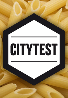 #CITYTEST PASTAS PARTY  | DOUBLE PENNE