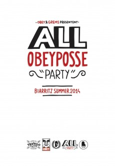 ALL OBEY POSSE
