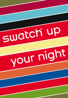 SWATCH YOUR NIGHT