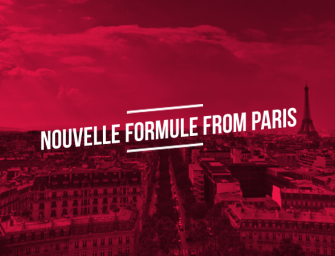 From Paris | Nouvelle Formule