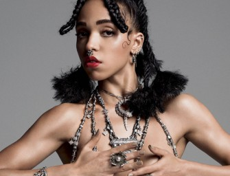 [MUSIC] FKA TWIGS – Good To Love
