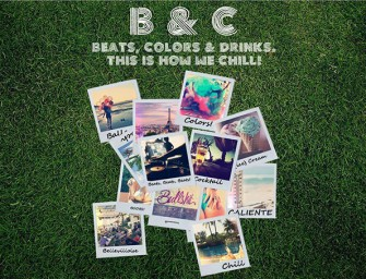 B & C: Beats, Colors & Drinks | 15 juillet 2016
