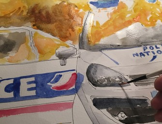 [AQUARELLE] Faites aimer le Street Art à vos grands parents !