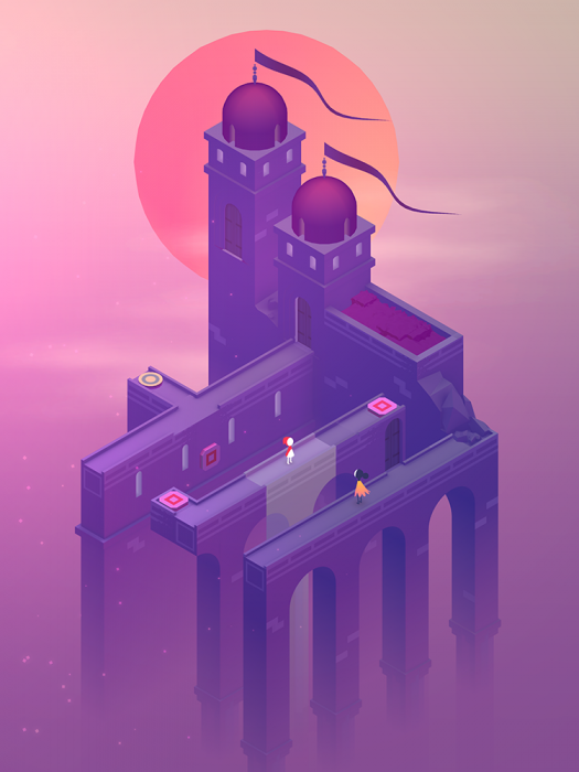 Monument Valley Screenshot 3