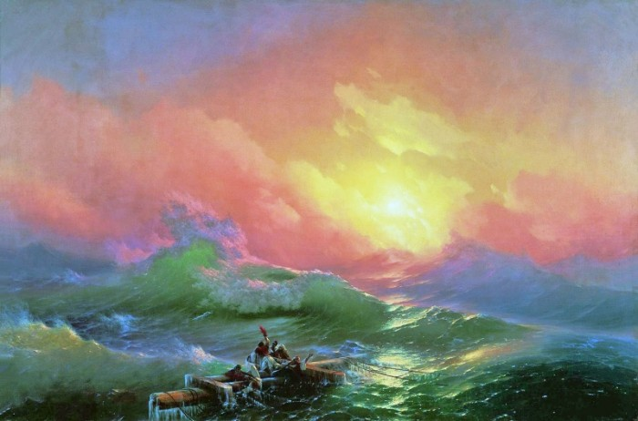 Ivan-Constantinovich-Aivazovsky---The-Ninth-Wave_800