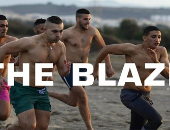 The Blaze ou la beauté du son et de l'image