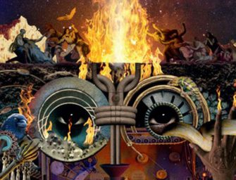 Flying Lotus – Fire Is Coming feat. David Lynch